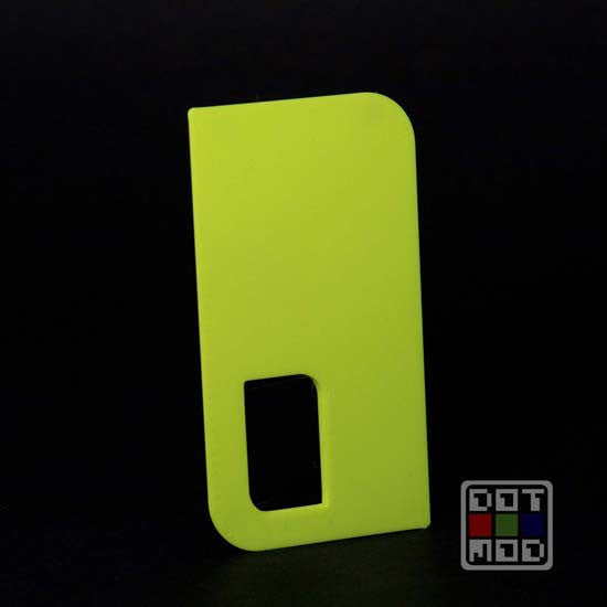 Neon-M Fluorescent Green Door