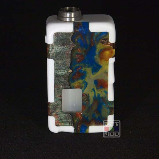 Lukkos Puzzle box DNA40 White - Hybrid