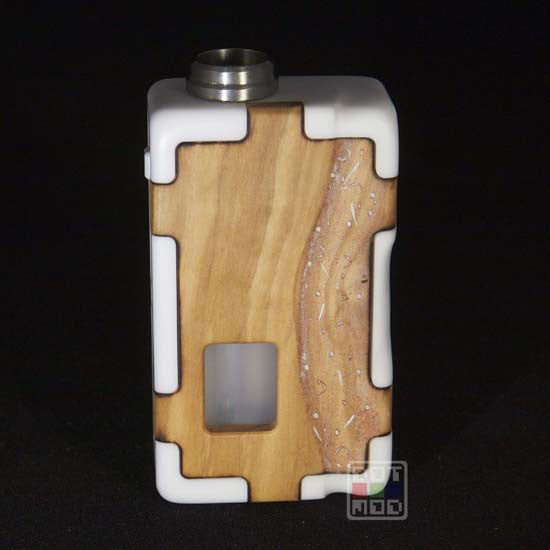 Lukkos Puzzle box DNA40 White - Olive