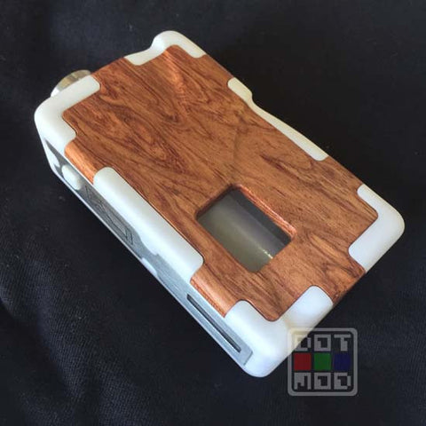 Lukkos Puzzle box DNA40 White - Bubinga