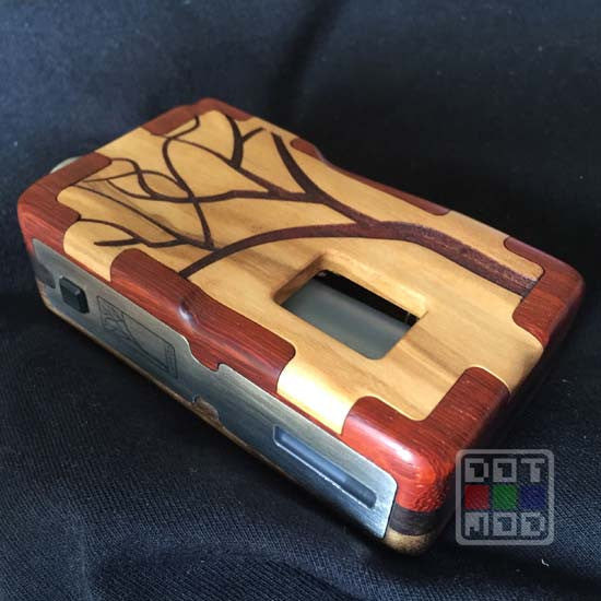 Lukkos Puzzle box DNA40 Wood Tree - 23