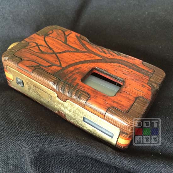 Lukkos Puzzle box DNA40 Wood Tree - 21