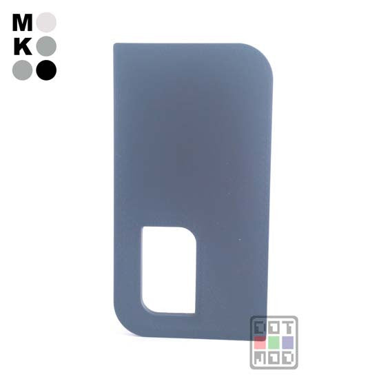 Neon-R Dark Gray Door