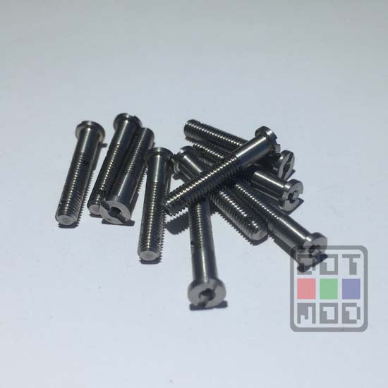 Bottom feeder pin for Nipple RDA by TjT