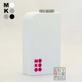 Neon-M White/Transparent Violet