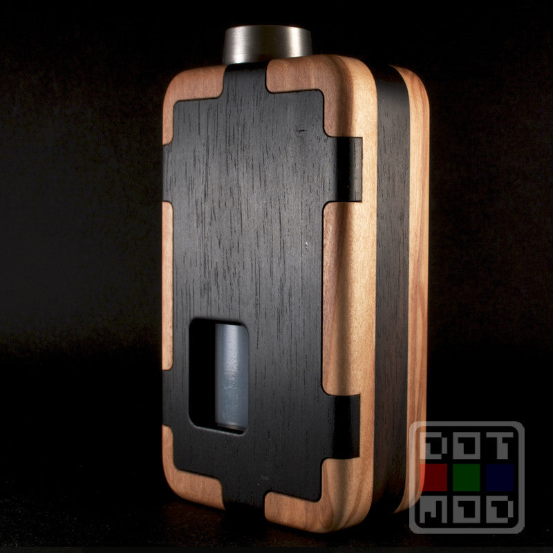 Puzzle Box mechanical 10ml #03 ebony - olive