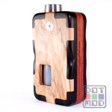 "Puzzle Box mechanical 10ml #36 special ebony "" mosaic pin """