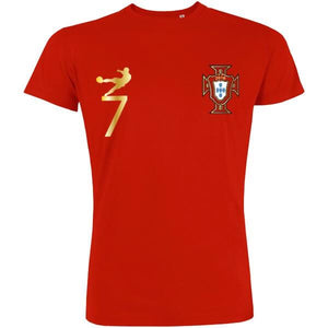 T-shirt Portugal 2018 original