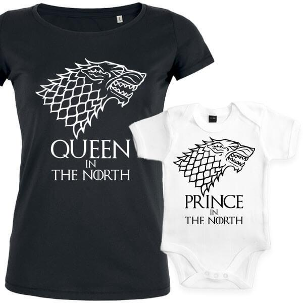 Coffret game of throne, the queen of the north, cadeau maman