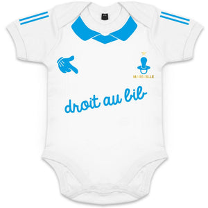 Coffret OM non officiel, supporter marseillais de père en fille