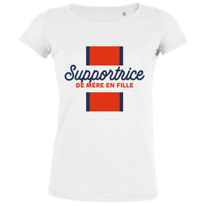 T-shirt assorti famille Paris Foot - Ensemble Paris Supporter Paris