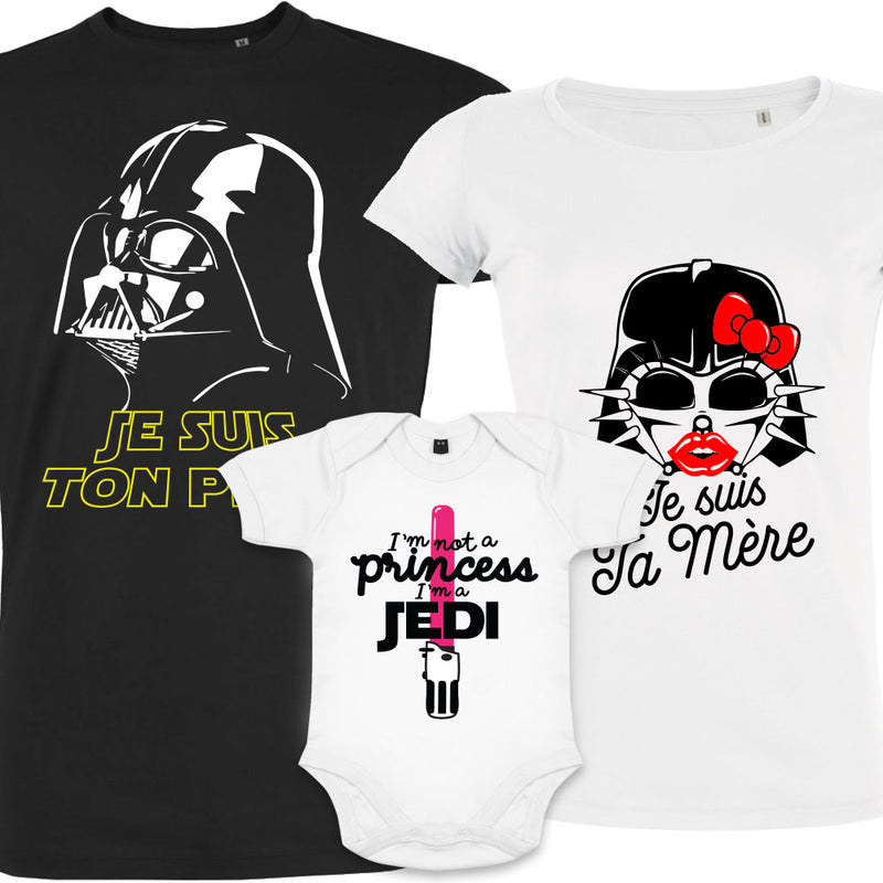 vetements-assortis-papa-maman-bebe-star-wars-je-suis-to-pere