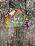 Easter Egg Truck Attachment Sublimation Door Hanger Hardboard Blank