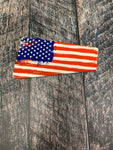 Flag Truck Attachment Sublimation Door Hanger Hardboard Blank