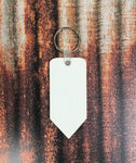 Pencil Keychain Sublimation Blanks