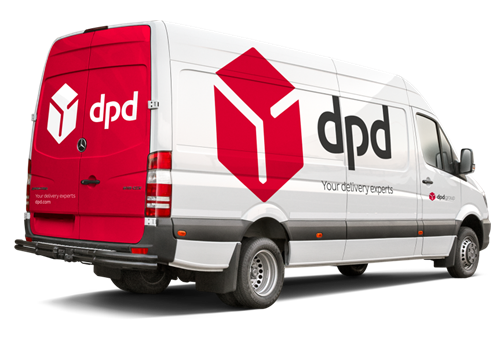 DPD delivery of IBRAN parcels