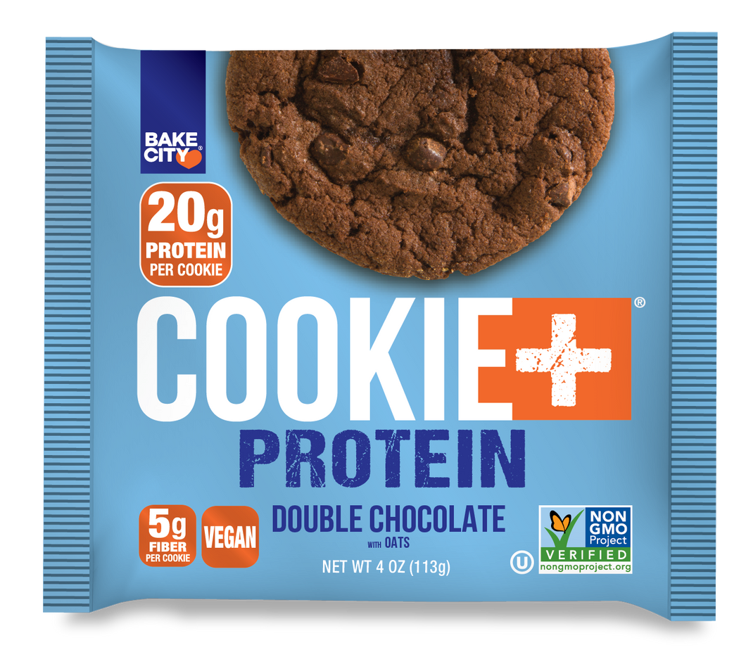 Cookie+ Protein Double Chocolate