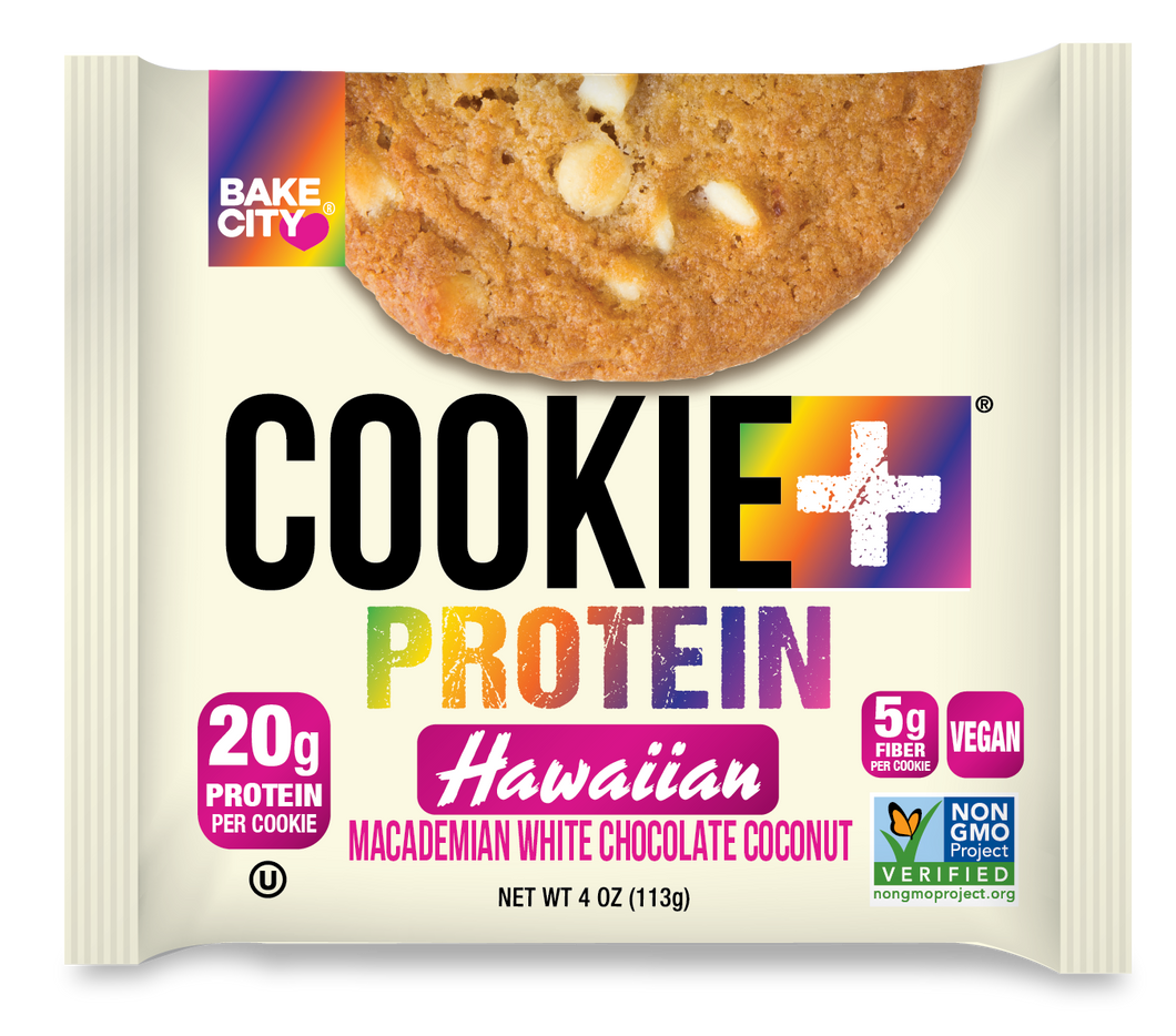 Cookie+ Protein Hawaiian - Cookie+ Protein