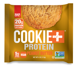 Cookie+ Protein Peanut Butter - Cookie+ Protein