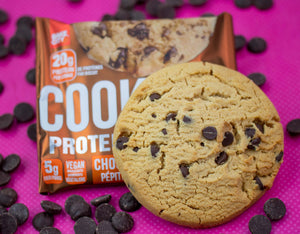 Cookie+ Protein Chocolate Chip - Cookie+ Protein
