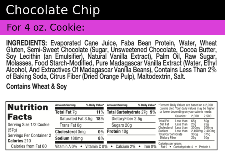 Cookie+ Protein Mix & Match Box - Up to 4 Flavors