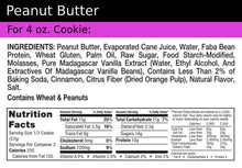 Load image into Gallery viewer, Cookie+ Protein Peanut Butter - Cookie+ Protein