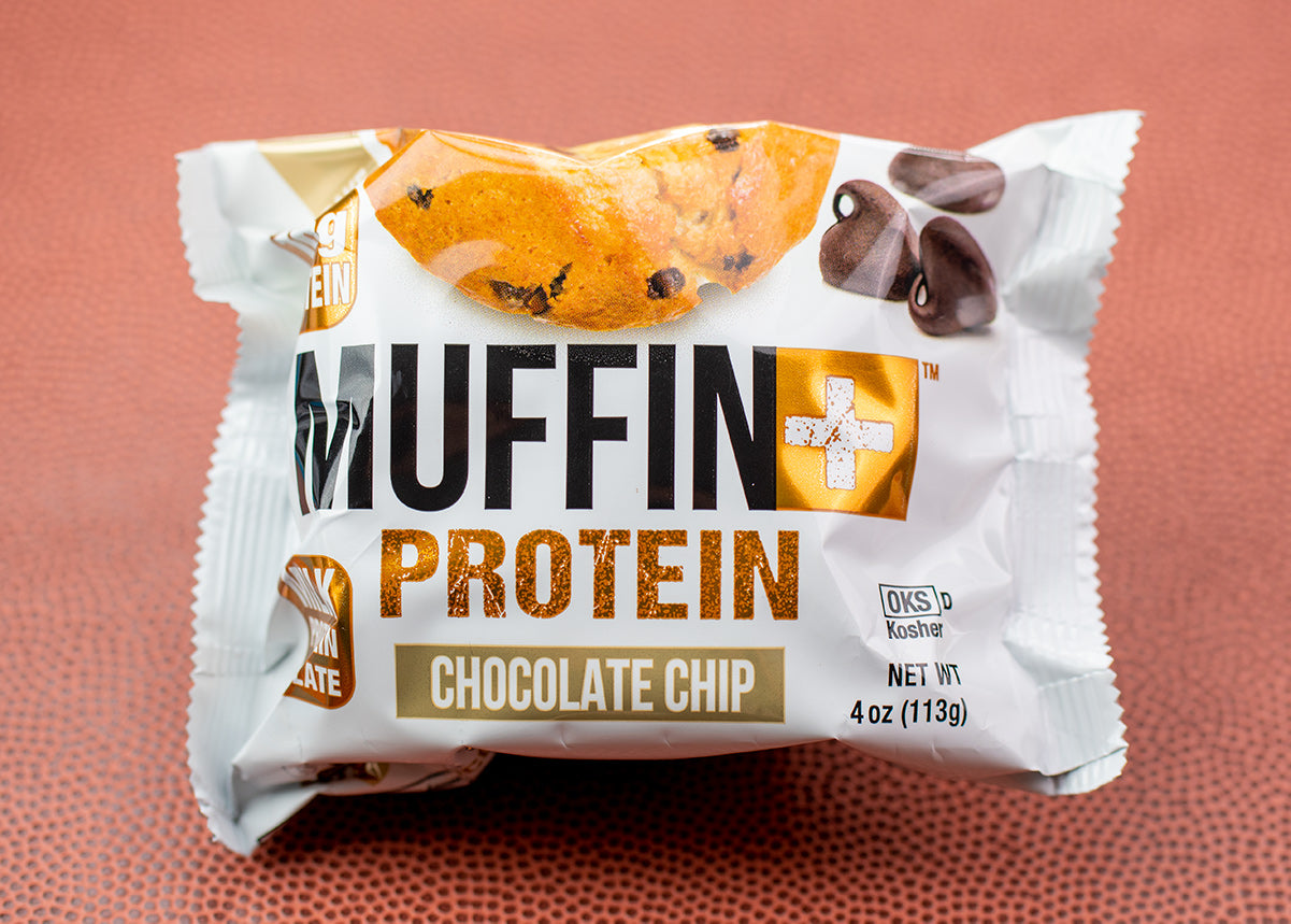 Muffin+ Protein Chocolate Chip - Cookie+ Protein