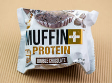 Load image into Gallery viewer, Muffin+ Protein Double Chocolate - Cookie+ Protein