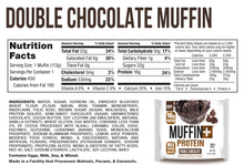 Load image into Gallery viewer, Muffin+ Protein Mix & Match - Up to 4 Flavors - Cookie+ Protein