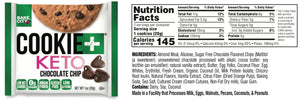 Cookie+ Keto Mix & Match Box - Up to 4 Flavors - Cookie+ Protein