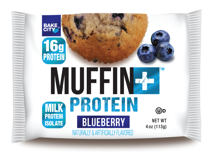Muffin+ Blueberry - Cookie+ Protein