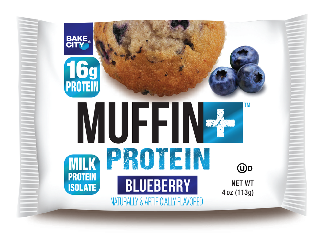 Muffin+ Protein Blueberry - Cookie+ Protein