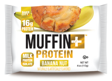 Load image into Gallery viewer, Muffin+ Protein Banana Nut - Cookie+ Protein