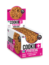 Load image into Gallery viewer, Cookie+ Protein Oatmeal Raisin