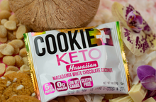 Load image into Gallery viewer, Cookie+ Keto Hawaiian - Cookie+ Protein