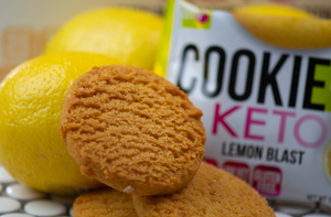 Keto+ Lemon Blast - Cookie+ Protein