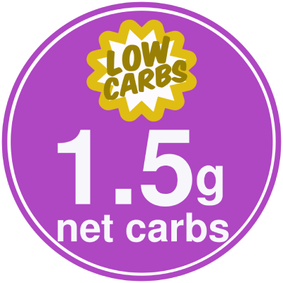 5g of Protein in Cookie+ Keto