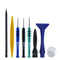 8pcs Repair Tool Kit Screwdrivers For iPhone samsung sony htc Pry Tools 9 tools