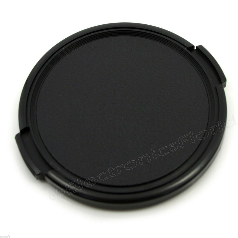 67mm snap on Front Lens Cap protector Cover for camera  Canon Nikon Sony -e156