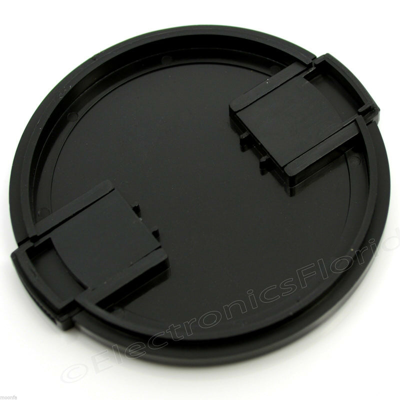 58mm snap on Front Lens Cap protector Cover for camera  Canon Nikon Sony -e154