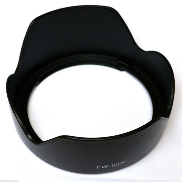 EW-83H LENS HOOD FOR CANON EF 24-105 F/4L IS USM  -e96