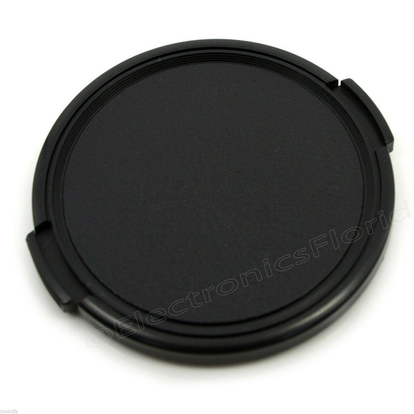 49mm Snap on Front Lens Cap For Canon Nikon Pentax Lens DSLR SLR Camera -e151