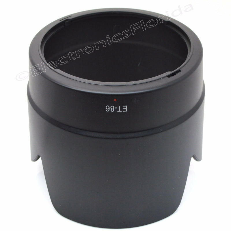 Camera Lens Hood ET-86  for Canon 70-200mm f/2.8L IS USM e185