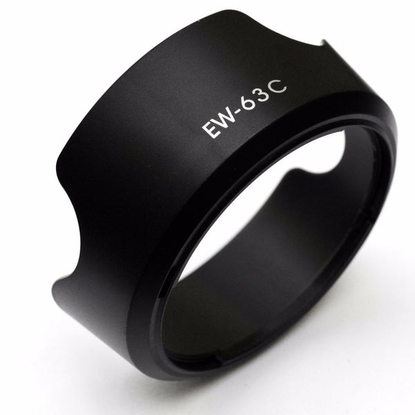 EW-63C Lens Hood for Canon EF-S 18-55mm f/3.5-5.6 IS STM - e111