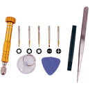 10pcs Universal Repair Tool Kit Mobile Phone Camera Repairing small Tools