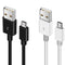 Conventional (Micro USB to USB-A) (3ft) PVC  Cable USB 2.0