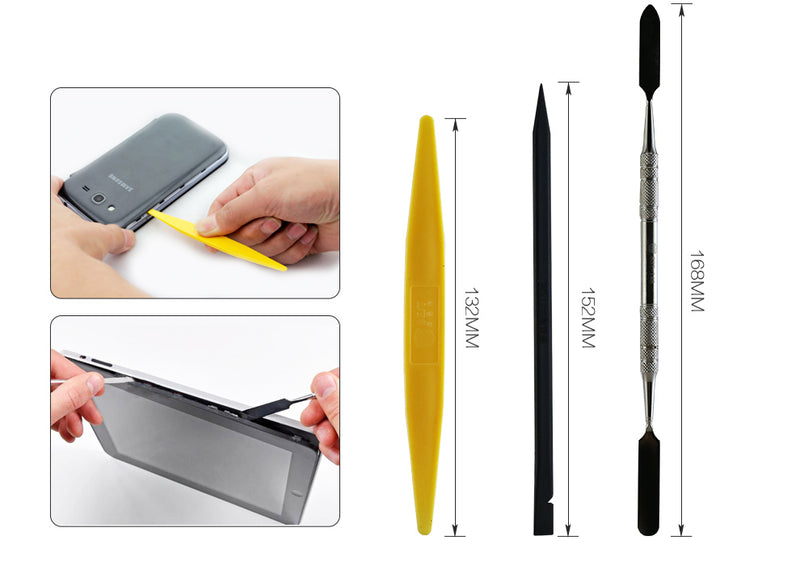 17pcs Universal Repair Tool Kit Mobile Phone iPad Camera Repairing Tools