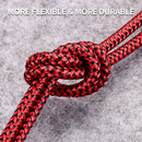 Fast Charging (1ft/3ft/6ft/10ft) USB C to USB C Cable Type C Nylon Braided