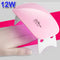 12w LED UV Nail Dryer Gel Polish Lamp Curing Manicure