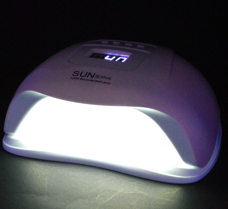 72w Professional LED UV Nail Dryer Gel Polish Lamp Curing Manicure
